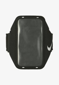 Nike Performance - LEAN ARM BAND - Pozostałe - black/black/silver - 0