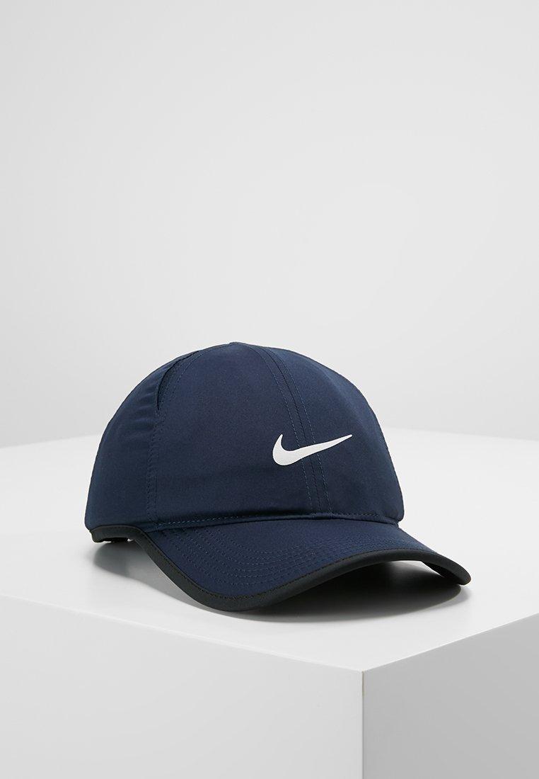 Nike Performance - FEATHERLIGHT - Cap - obsidian/black/white