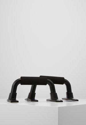 PUSH UP GRIP  - Fitness/jóga - black/white