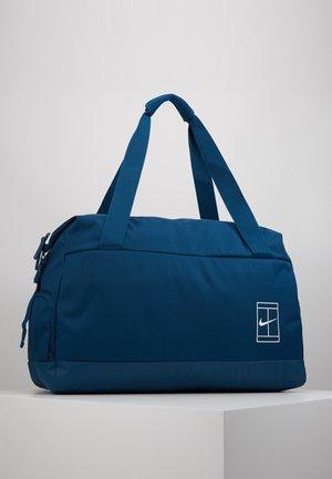 ADVANTAGE DUFF - Bolsa de deporte - valerian blue/valerian blue/white