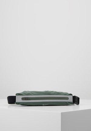 SLIM WAISTPACK - Bum bag - juniper fog/black/silver