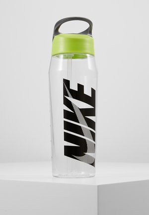 HYPERCHARGE STRAW BOTTLE - Juomapullo - clear/volt/cool grey/black