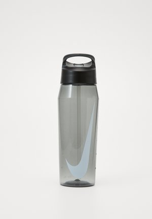 HYPERCHARGE STRAW BOTTLE - Gourde - anthracite/white