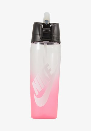 HYPERCHARGE STRAW BOTTLE 24 OZ / 709ML - Borraccia - digital pink/anthracite/white
