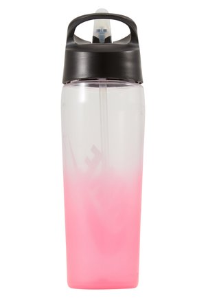 HYPERCHARGE STRAW BOTTLE 24 OZ / 709ML - Drink bottle - digital pink/anthracite/white
