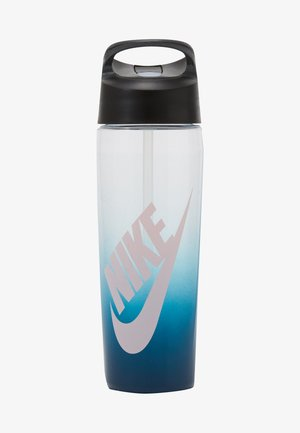 HYPERCHARGE STRAW BOTTLE 24 OZ / 709ML - Cantimplora - valerian blue/anthracite/barely rose