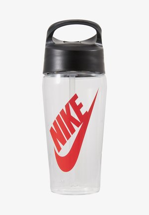 473ml HYPERCHARGE STRAW BOTTLE 16OZ - Vattenflaska - clear/anthracite/university red