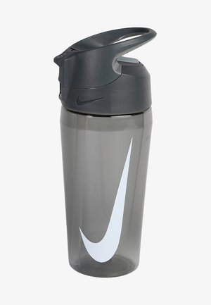 473ml HYPERCHARGE STRAW BOTTLE 16OZ - Drink bottle - anthracite/cool grey/white