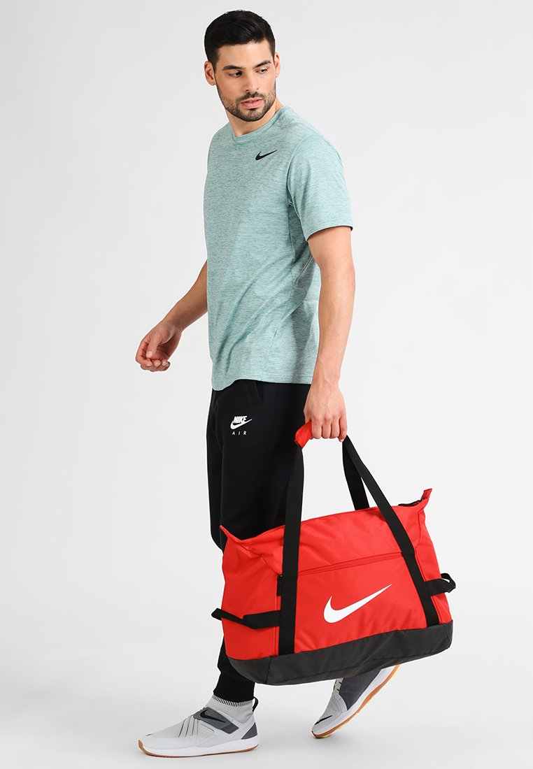 Nike Performance - CLUB TEAM DUFF - Sportstasker - university red/white