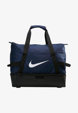 CLUB TEAM  - Sports bag - midnight navy/black/white