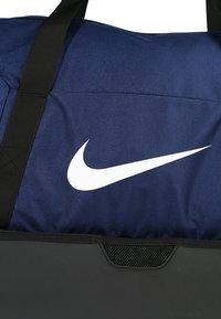Nike Performance - CLUB TEAM L - Sports bag - midnight navy/black/white - 6