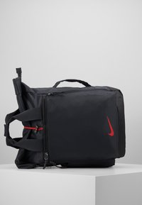 Nike Performance - VAPOR ENRGY - Rucksack - smoke grey/black/ track red - 7