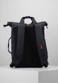 Nike Performance - VAPOR ENRGY - Rucksack - smoke grey/black/ track red - 3
