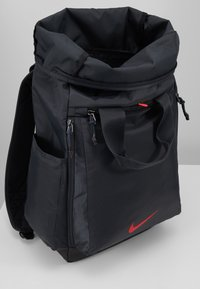 Nike Performance - VAPOR ENRGY - Rucksack - smoke grey/black/ track red - 5