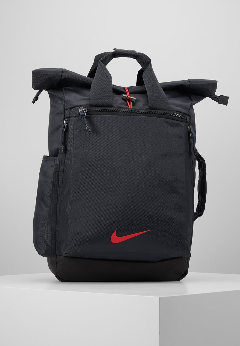 Nike Performance - VAPOR ENRGY - Rucksack - smoke grey/black/ track red