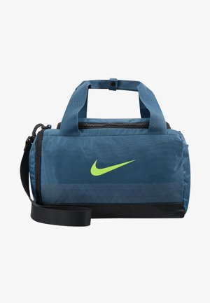 JET DRUM MINI - Sports bag - thunderstorm/dark smoke grey/ghost green