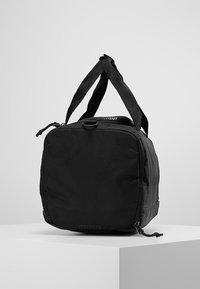 Nike Performance - JET DRUM MINI - Sports bag - black/black/black - 3