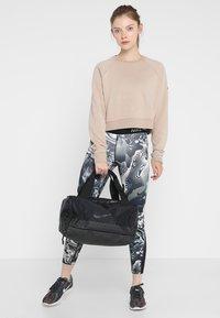 Nike Performance - JET DRUM MINI - Sports bag - black/black/black - 6
