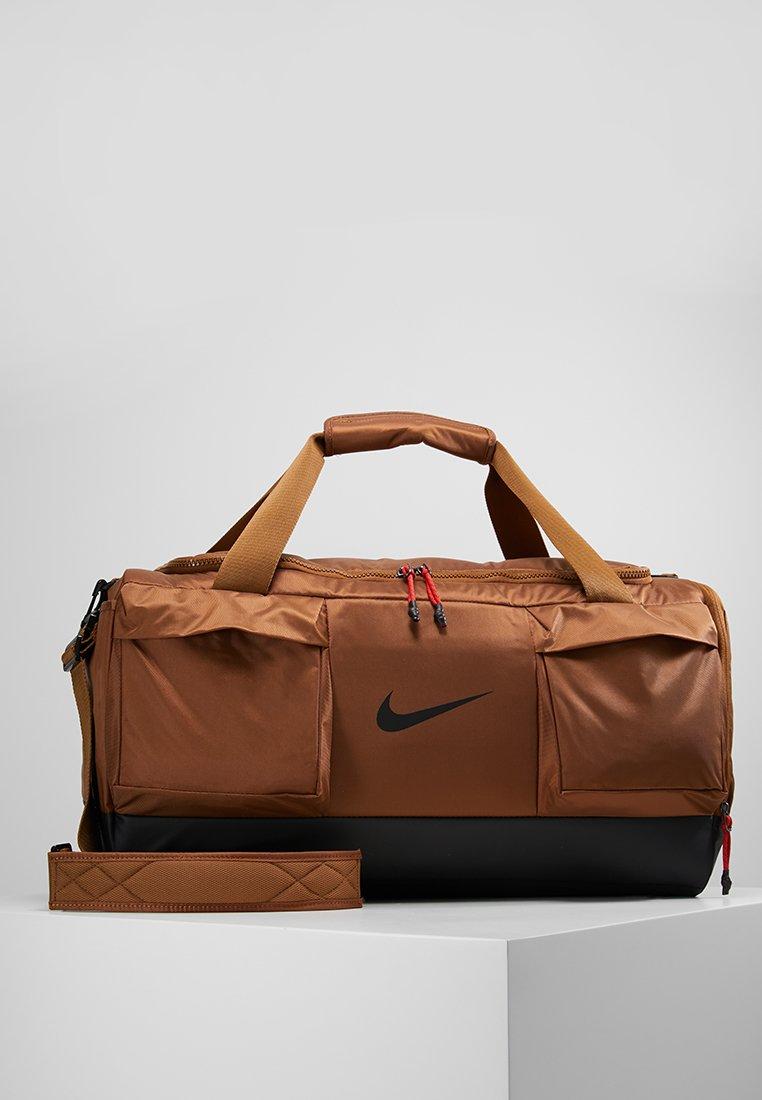 Nike Performance - POWER DUFF - Borsa per lo sport - ale brown/black/black