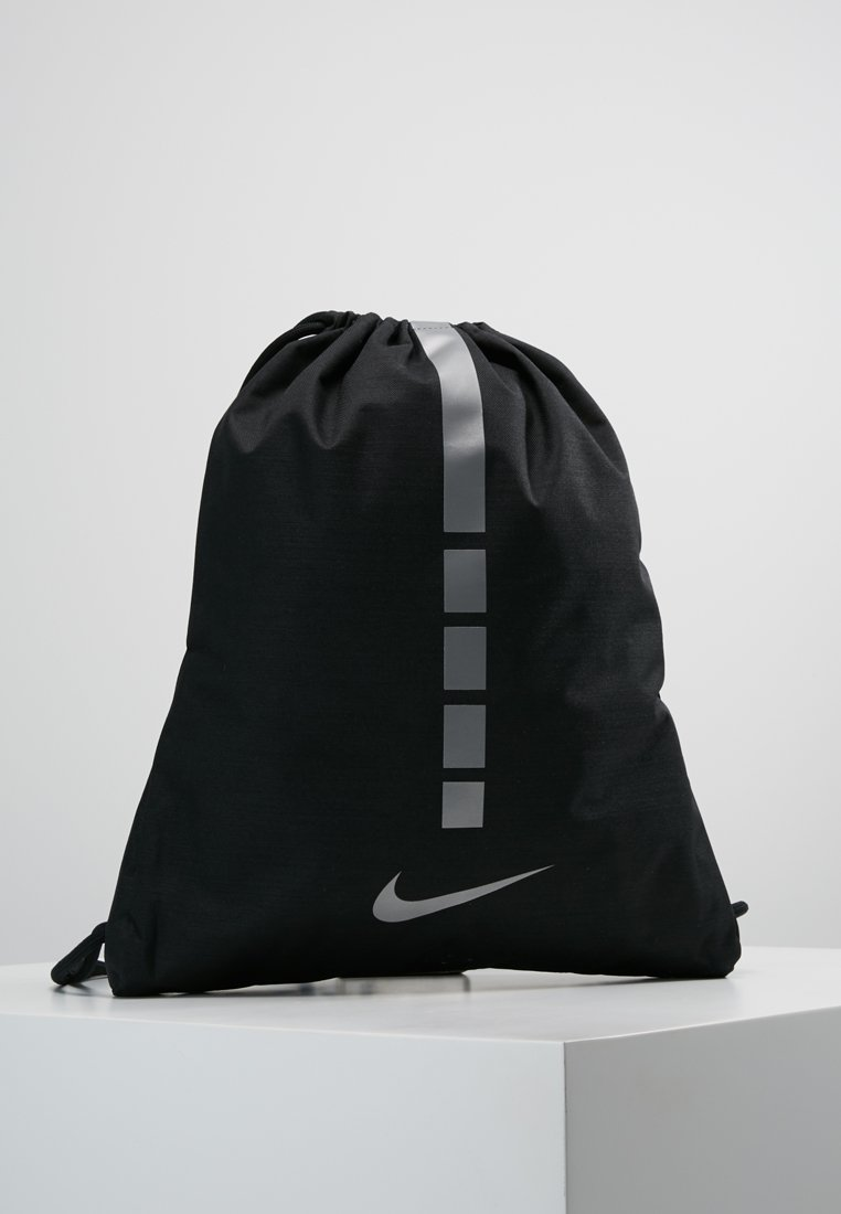 Nike Performance - HOOPS ELITE GYMSACK 2.0 - Batoh - black/black/metallic cool grez
