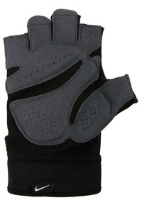 Nike Performance - MEN´S ELEMENTAL FITNESS GLOVE - Handsker - black/dark grey/black/volt - 3