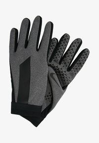 charcoal heathr/black/black