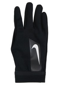 Nike Performance - ACADEMY HYPERWARM - Rukavice - black/white/white - 3