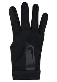 Nike Performance - ACADEMY HYPERWARM - Guantes - black - 2