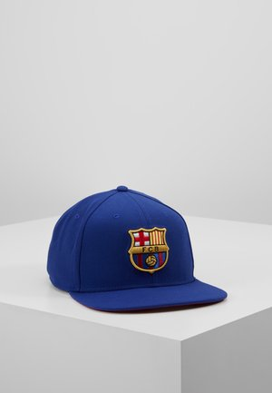 FC BARCELONA - Keps - deep royal blue/noble red