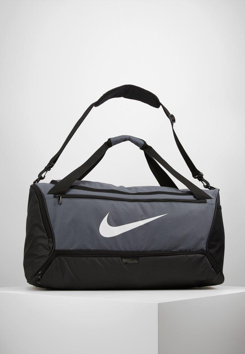 Nike Performance - DUFF 9.0 - Sports bag - flint grey/black/white