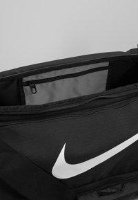 Nike Performance - DUFF - Sporttasche - black/white - 4