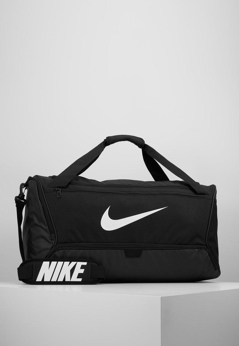 Nike Performance - DUFF - Sporttasche - black/white