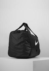 Nike Performance - DUFF - Sporttasche - black/white - 3
