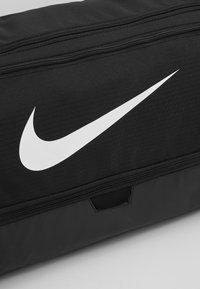 Nike Performance - DUFF - Sporttasche - black/white - 7