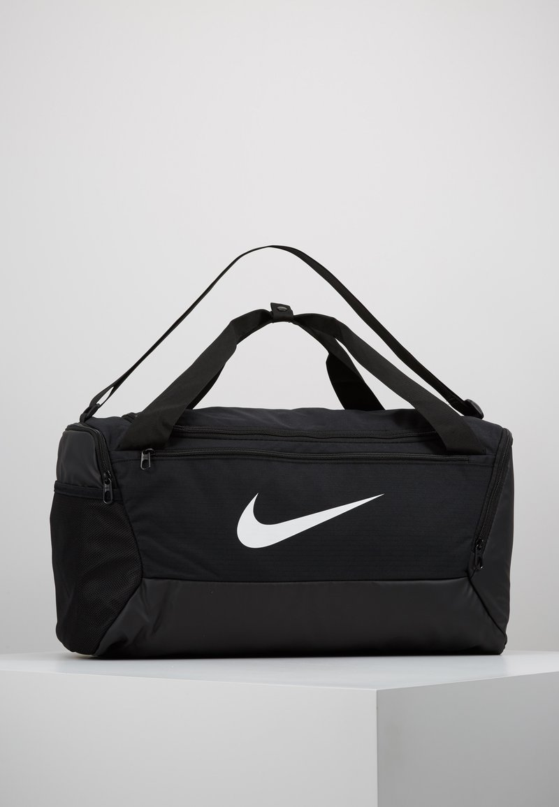 Nike Performance - DUFF 9.0 - Sportväska - black/white