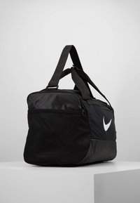 Nike Performance - DUFF 9.0 - Sportväska - black/white - 3