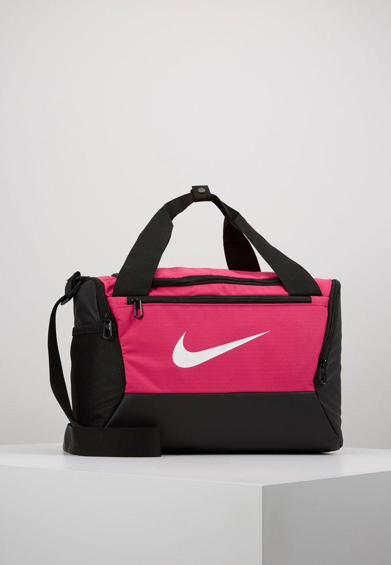 Nike Performance - BRSLA XS DUFF 9.0 - Torba sportowa - rush pink/black/white