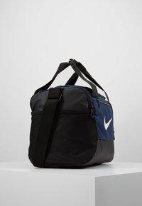 Nike Performance - Sportväska - midnight navy/black/white - 3