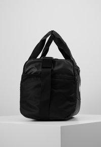 Nike Performance - Sports bag - black/white - 3