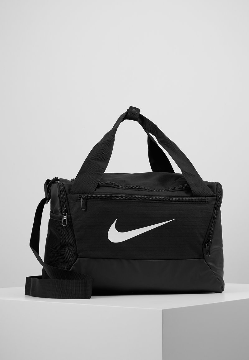 Nike Performance - Sports bag - black/white