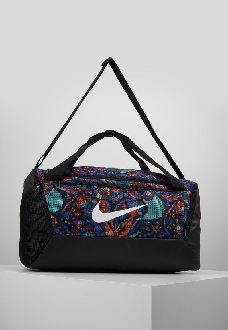 Nike Performance - DUFF  - Torba sportowa - black/hyper pink/white