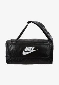 Nike Performance - DUFF - Sports bag - black/white - 7