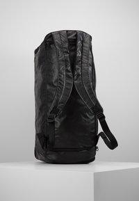 Nike Performance - DUFF - Sports bag - black/white - 5