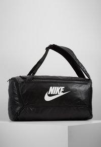 Nike Performance - DUFF - Sports bag - black/white - 0