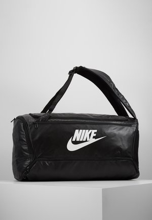 DUFF - Sportovní taška - black/white