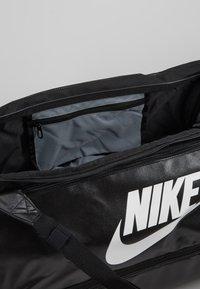 Nike Performance - DUFF - Sports bag - black/white - 4