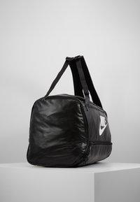 Nike Performance - DUFF - Sports bag - black/white - 3