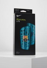 Nike Performance - FC BARCELONA MERC  - Protège-tibias - cabana/deep royal - 4