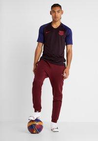 Nike Performance - FC BARCELONA - Fußball - deep royal blue/noble red/university gold - 1