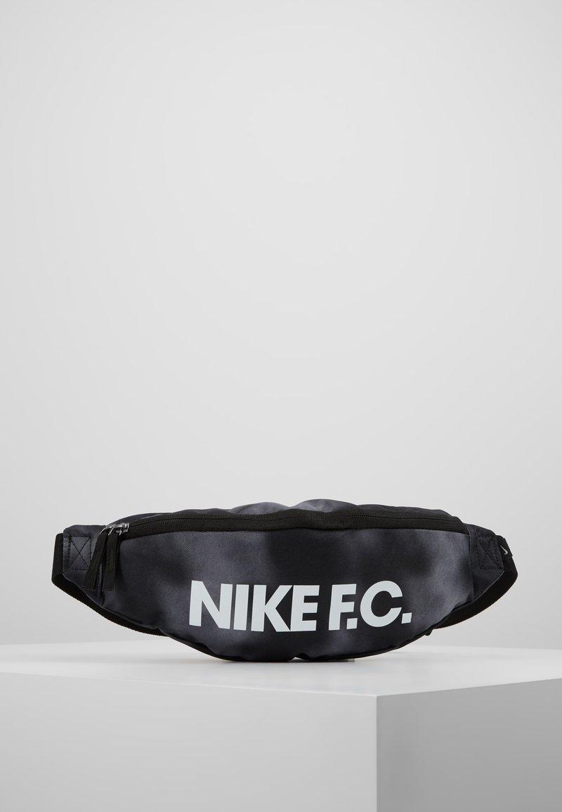 Nike Performance - HIP PACK - Bum bag - black/white